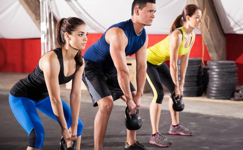 Jakich zajęć fitness/sportowych szukają użytkownicy?