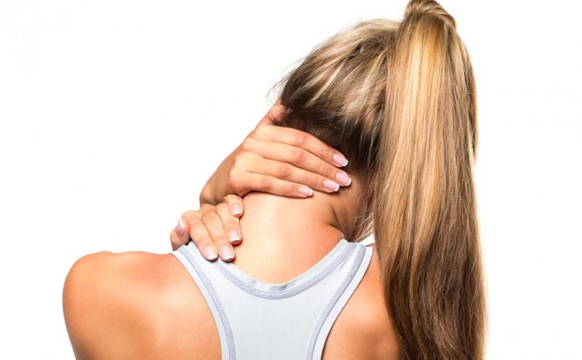 Ćwiczenia na kręgosłup szyjny. Zobacz, jak go wzmocnić