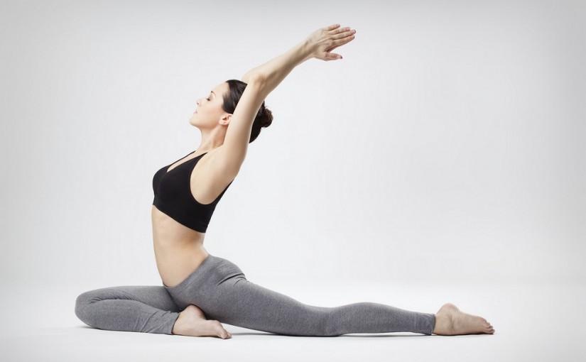 Ashtanga joga – dynamiczna wersja jogi