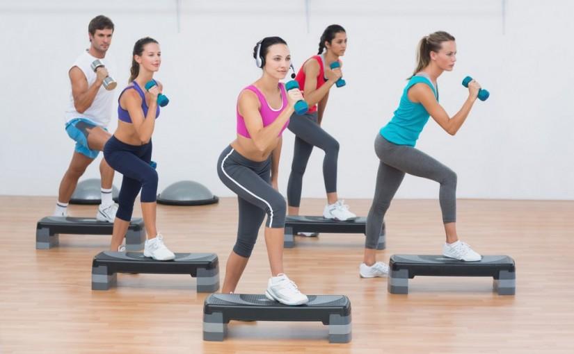 Step aerobik – czy warto?