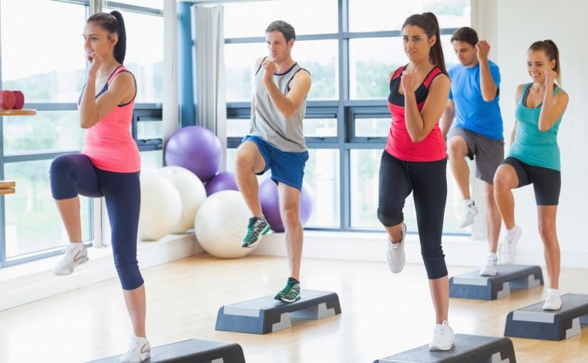 Step fitness – świetny trening kondycyjny