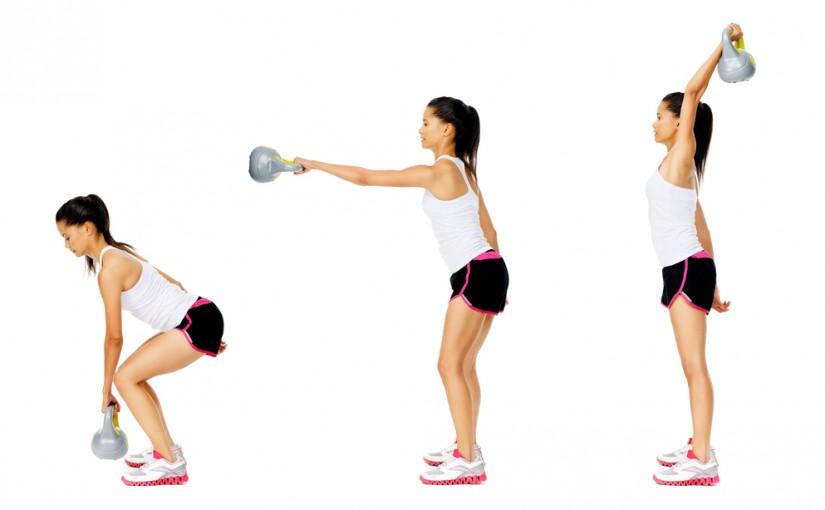 Kettlebell. Trening, który wzmocni nie tylko ramiona