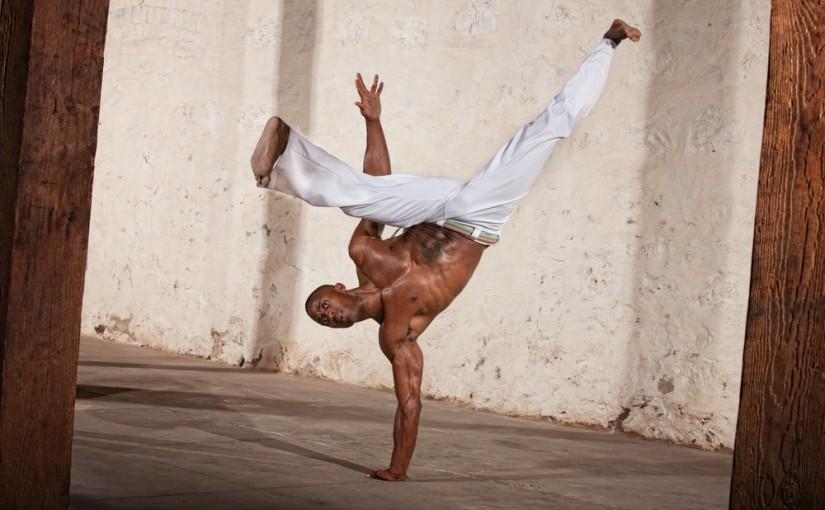 Capoeira – sport dla wszystkich