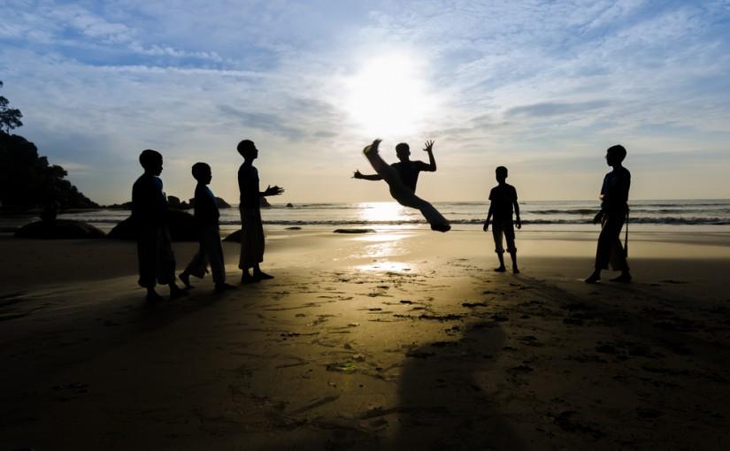 Capoeira. Sztuka walki czy raczej taniec?