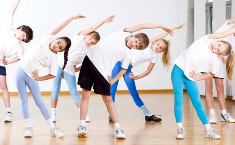 aerobik dla dzieci dlaczego warto