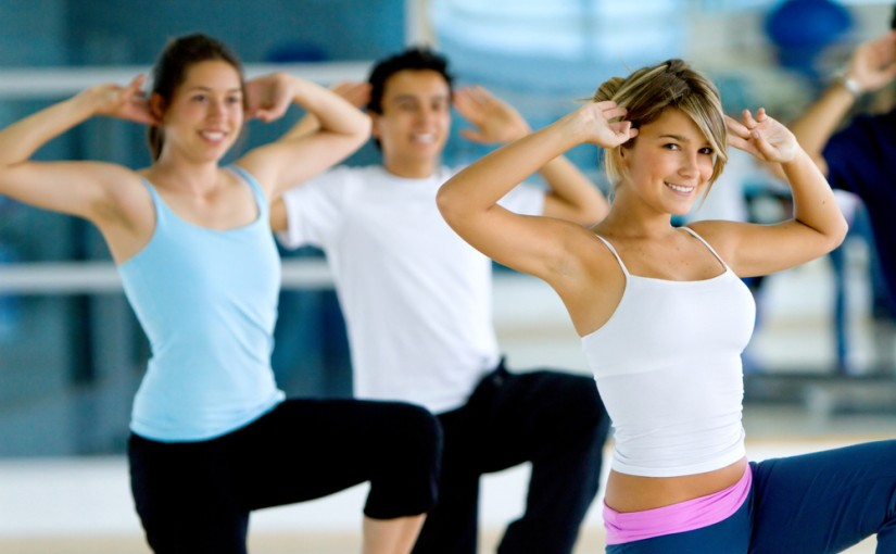 Aerobik, czyli ćwiczenia dla każdego