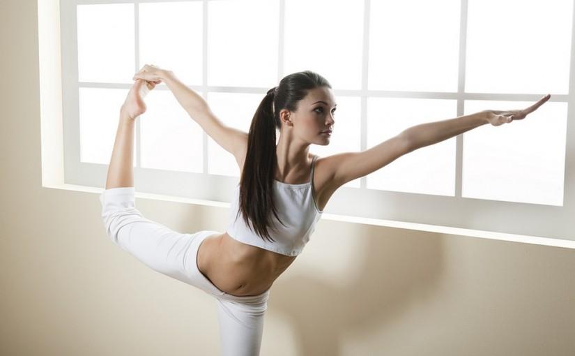 Czy joga musi być spokojna?