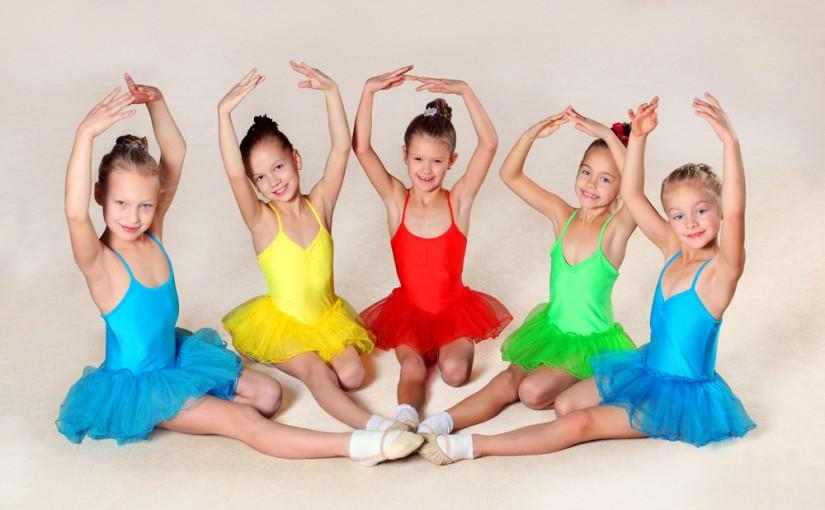 Balet dla dzieci. Lekcja tańca i wrażliwości