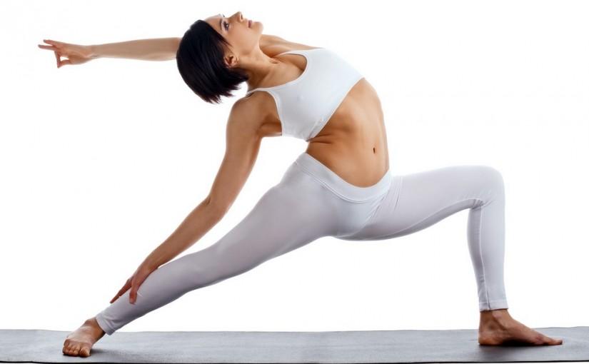 Bikram joga. Wysiłek w 41 stopniach Celsjusza