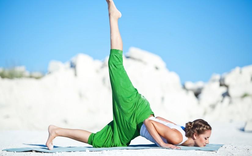Czym jest power joga?