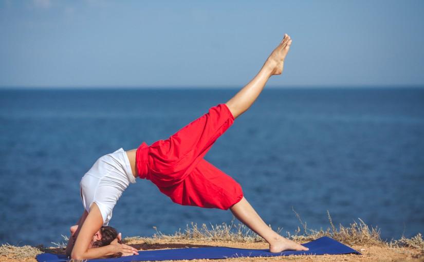 Joga – na pomoc w walce z bólem kręgosłupa