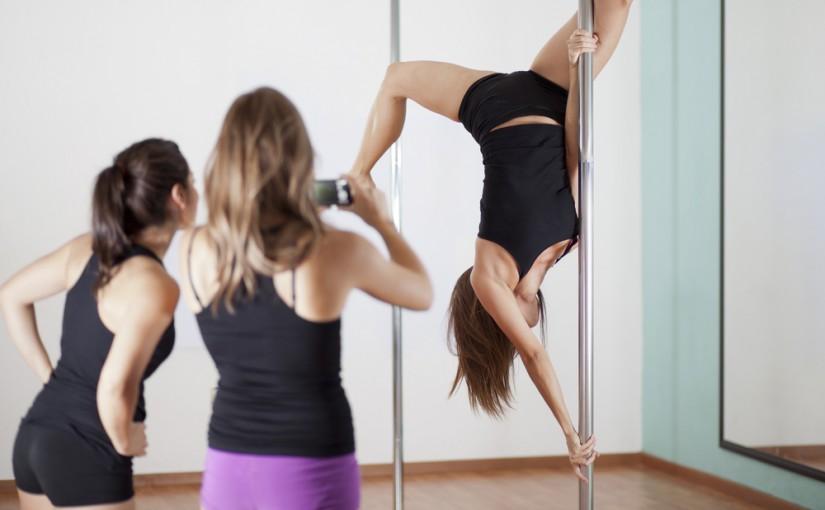 Pięć największych zalet pole dance