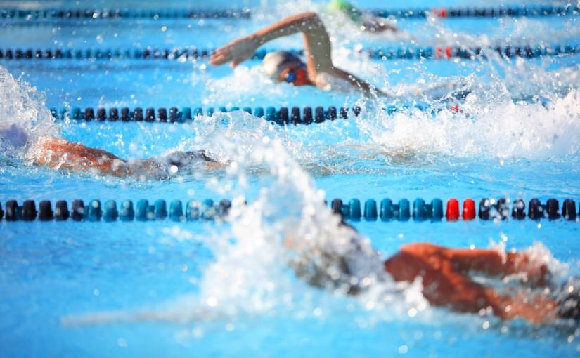 Pływanie  najzdrowsza forma aktywności fizycznej