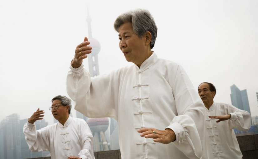 Tai chi chuan – droga do równowagi