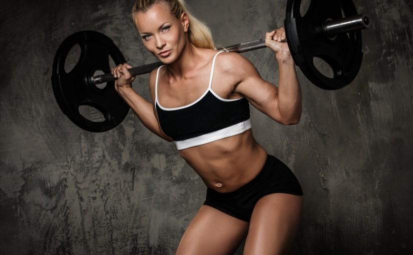 Sztanga w fitnessie