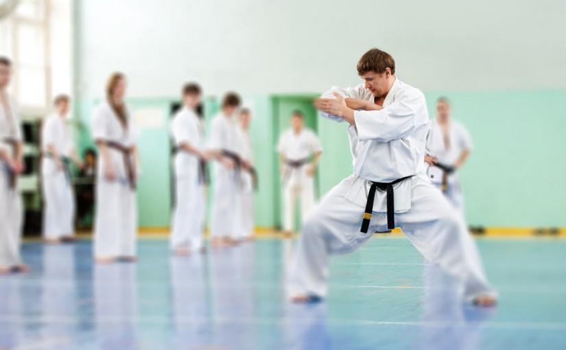 Karate – japońska sztuka walki