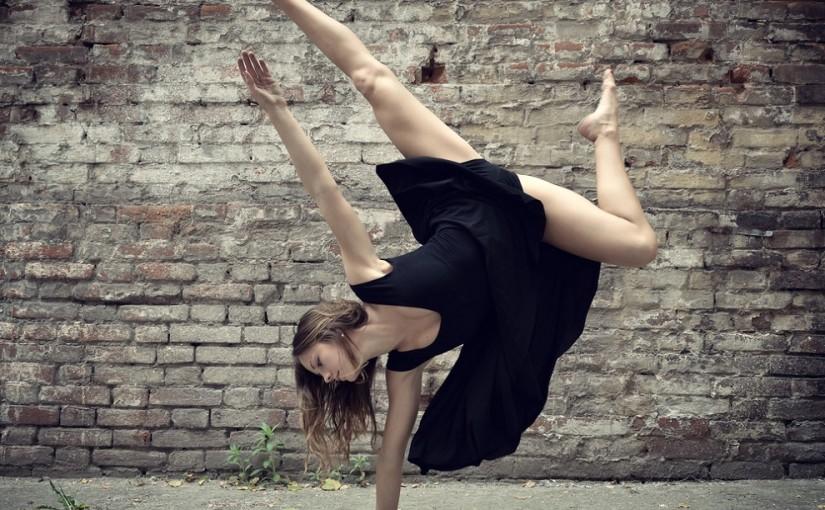 Taniec nowoczesny sposobem wyrażania siebie
