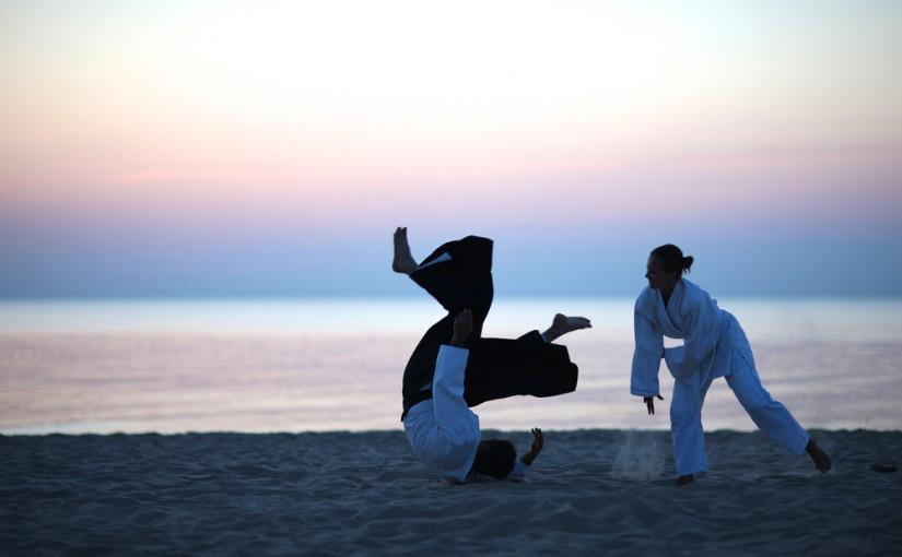 Aikido –  wykorzystaj siłę przeciwnika