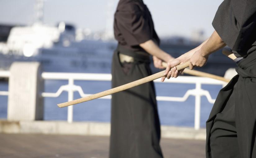 Podążać drogą samurajów