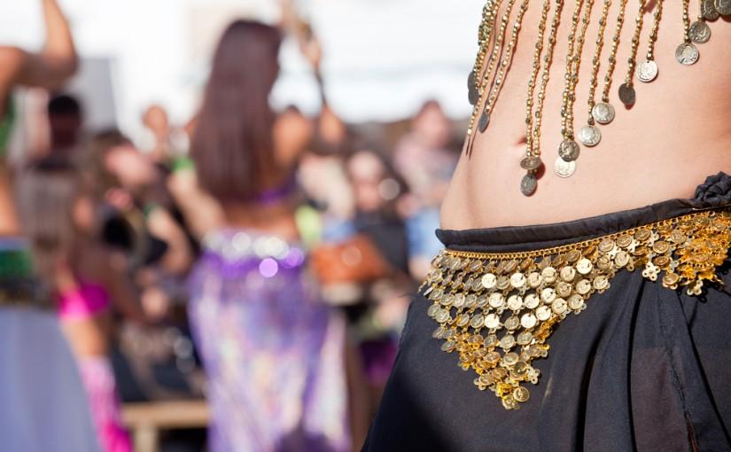 Orientalne uwodzenia tańca brzucha