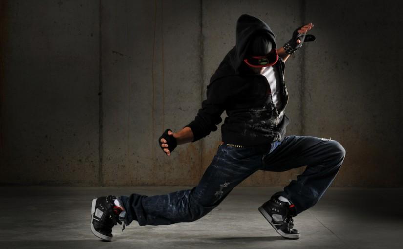Hip-hop, czyli uliczny styl
