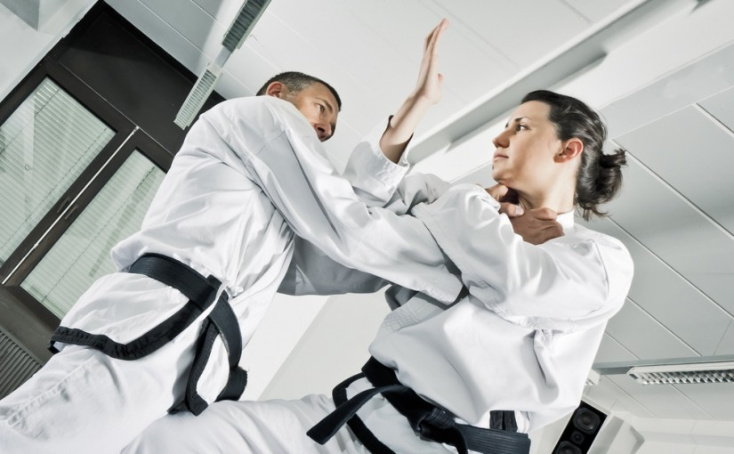Sztuki walki – trening ciała i ducha