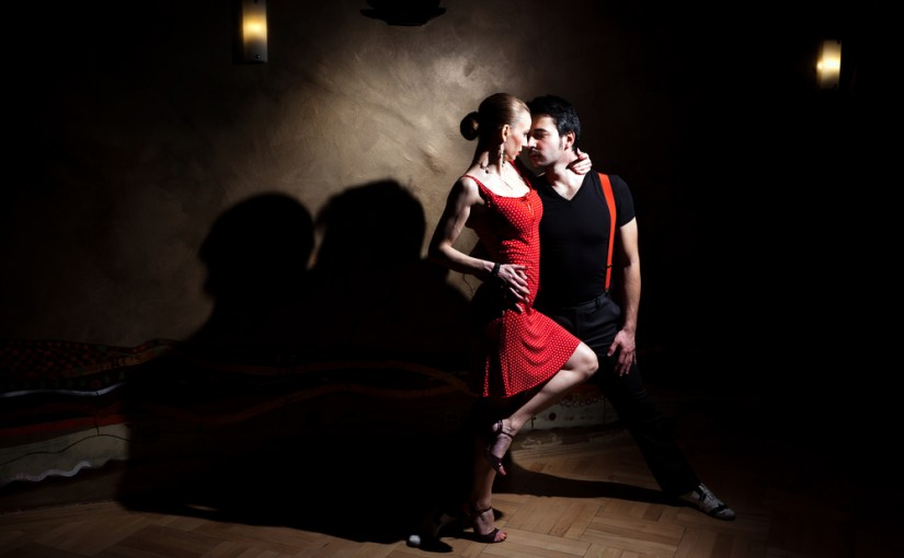 Tango – taniec ogromnych namiętności
