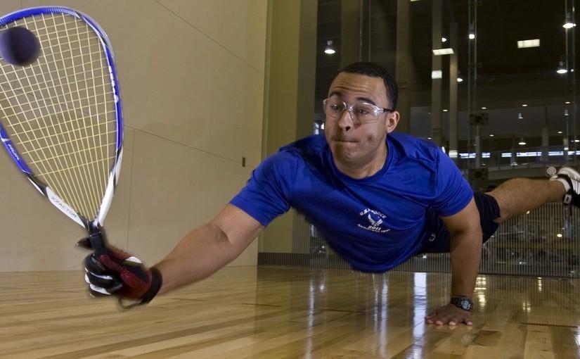 Squash – sport, który wymyślili więźniowie