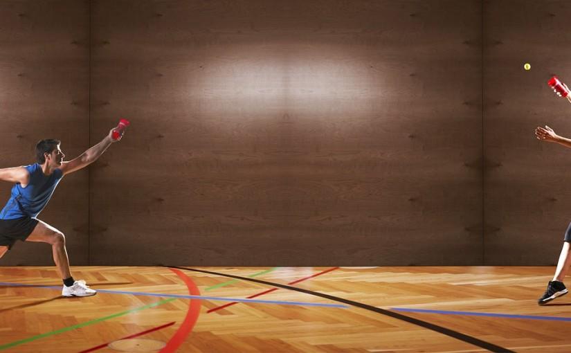 Squash. Wrażenia z pola walki