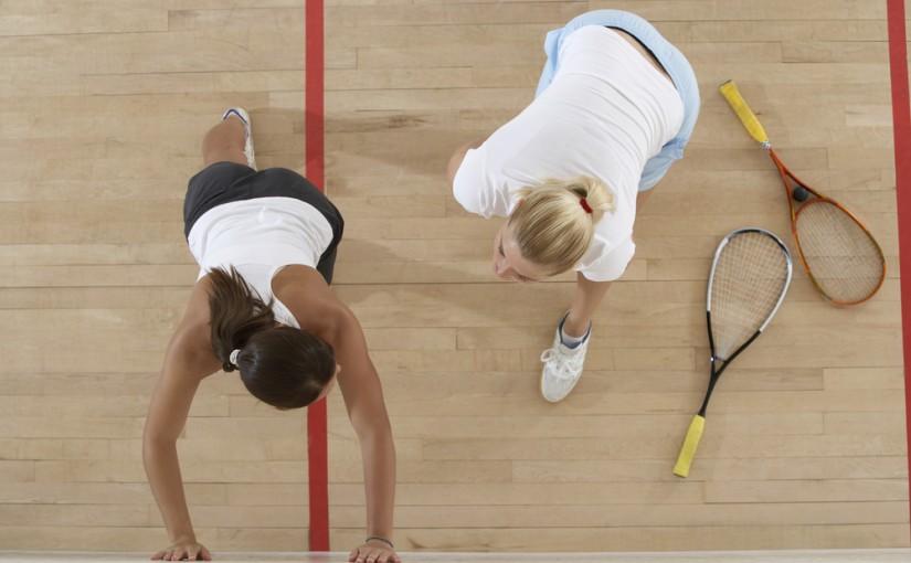 Squash. Sport, w który musisz zainwestować