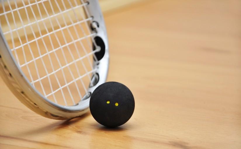 Sport na dziś: squash. Jak wybrać odpowiednią rakietę?