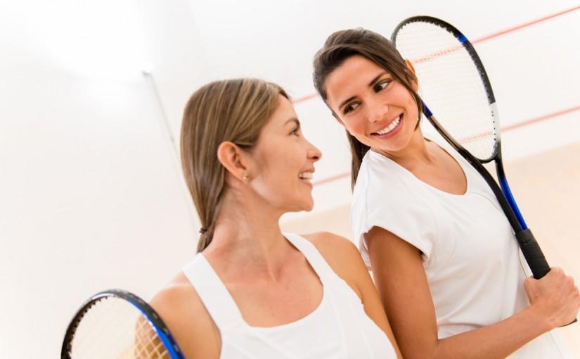 Squash dzisiaj? Oto 7 powodów, żeby zacząć grać