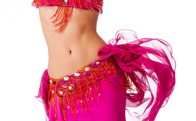Taniec brzucha – prosty sposób na idealną sylwetkę