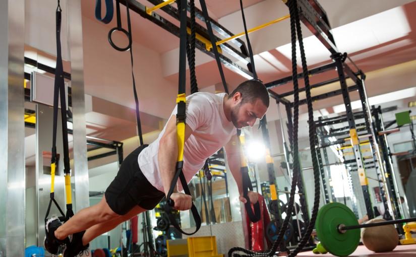 Trening TRX, czyli ćwicz jak żołnierze USA