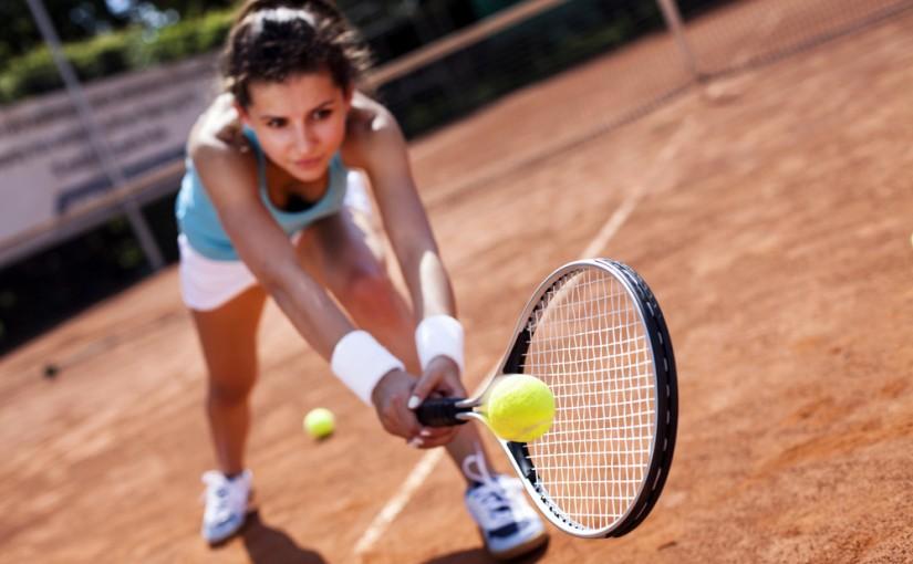O tenisie ziemnym