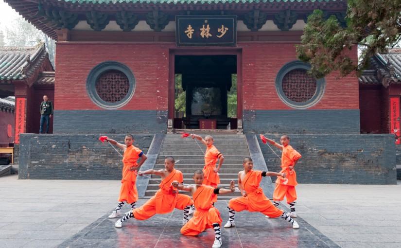 Sztuki walki prosto z klasztoru