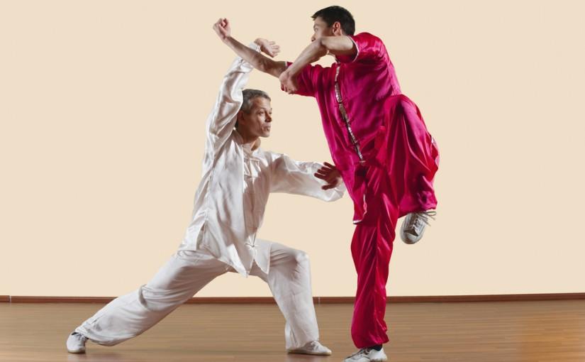 Najpopularniejsze sztuki z Shaolin