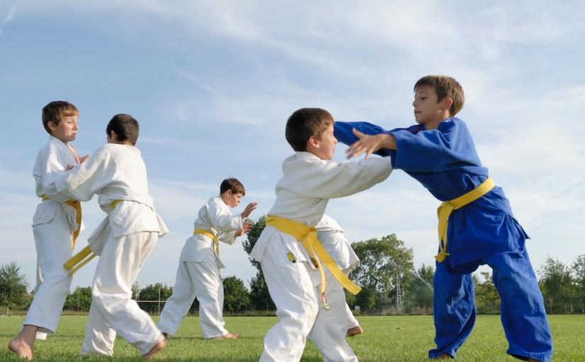 Judo. Sztuka walki, której uczą też dzieci