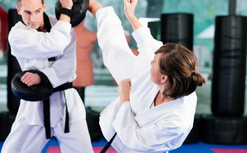 Chcesz ćwiczyć taekwondo? Tak wygląda trening