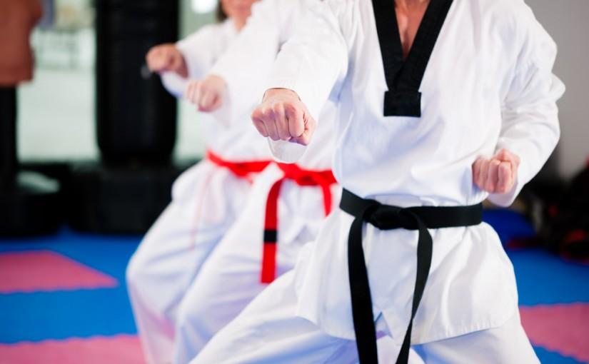 Taekwondo. Sztuka walki od koreańskiego generała