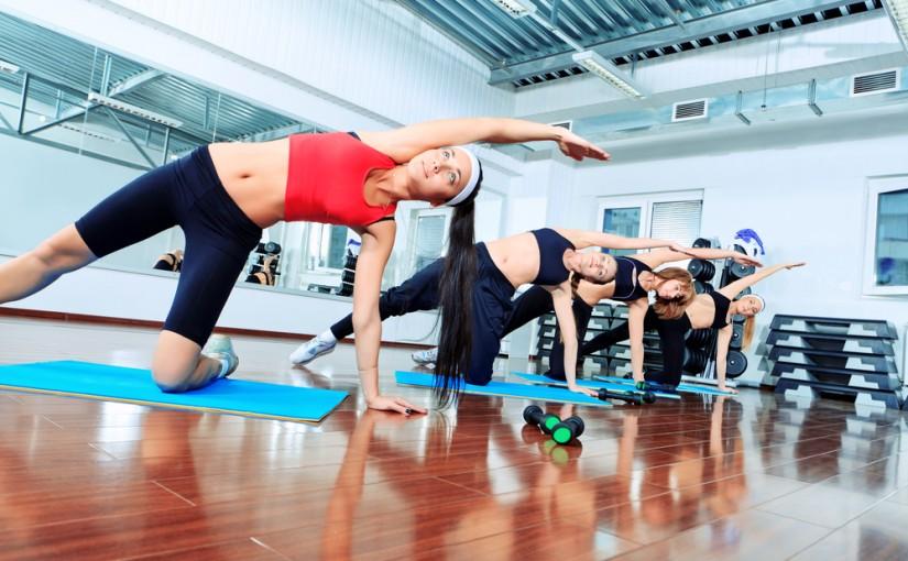 Tajemnice fitnessu: zrównoważone TBC.
