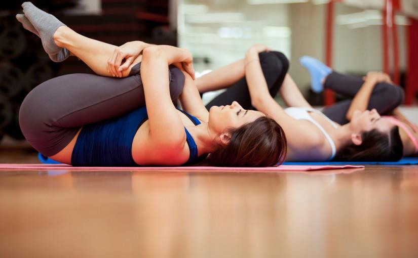 Ćwiczenia rozciągające na kręgosłup