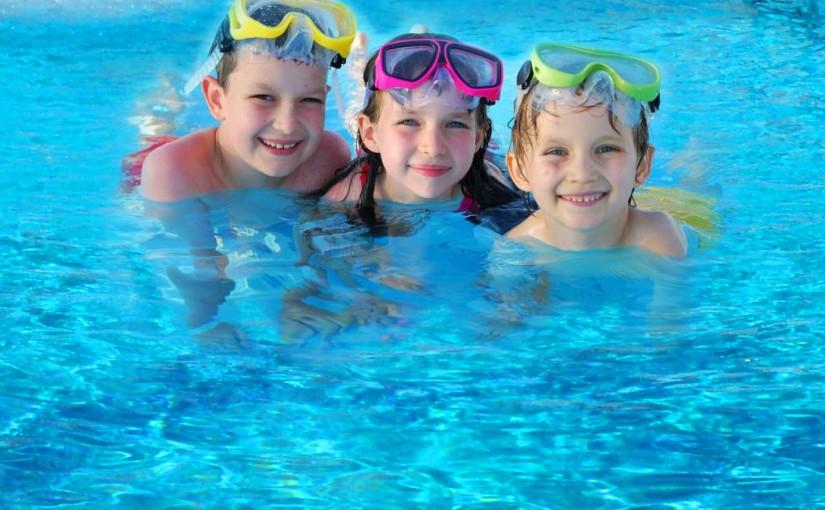 Dlaczego dzieci powinny pływać ?