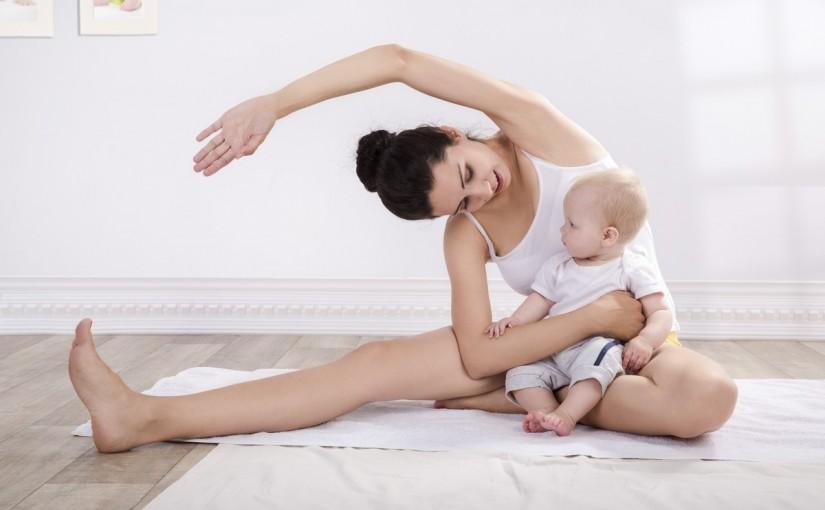 Ćwiczenia dla aktywnej mamy
