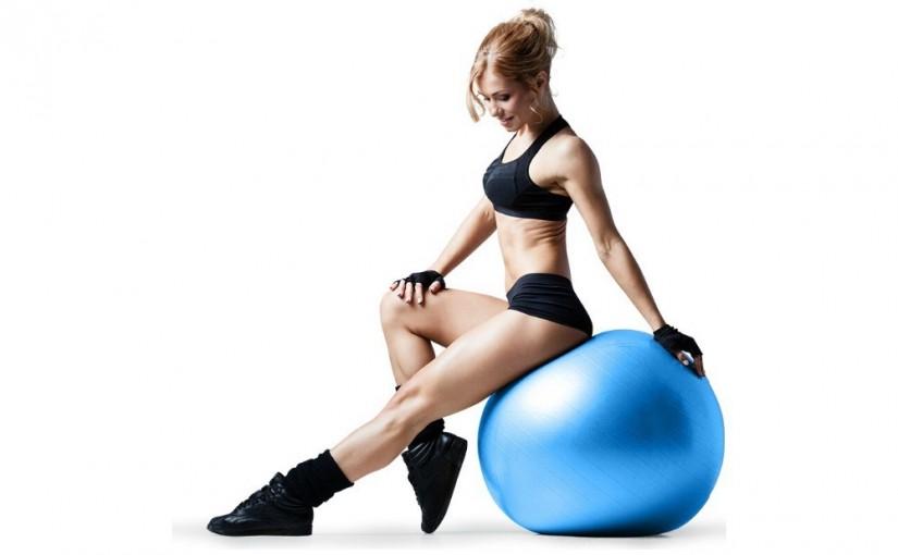 Ćwiczenia Fit Ball z piłką gimnastyczną