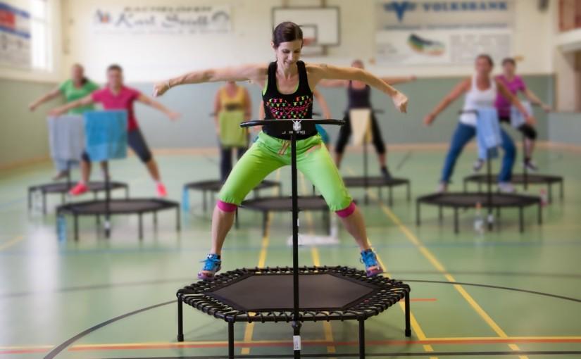 Korzyści z uprawiania jumping fitness