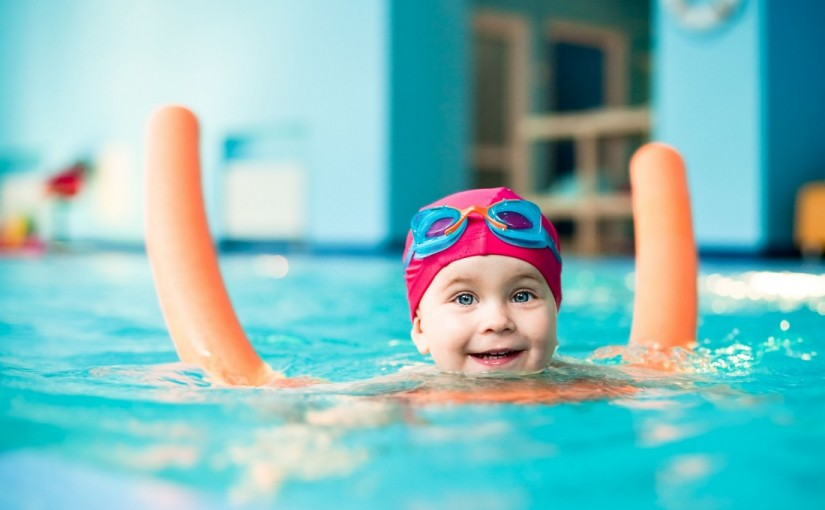Kategorie wiekowe nauki pływania dla dzieci