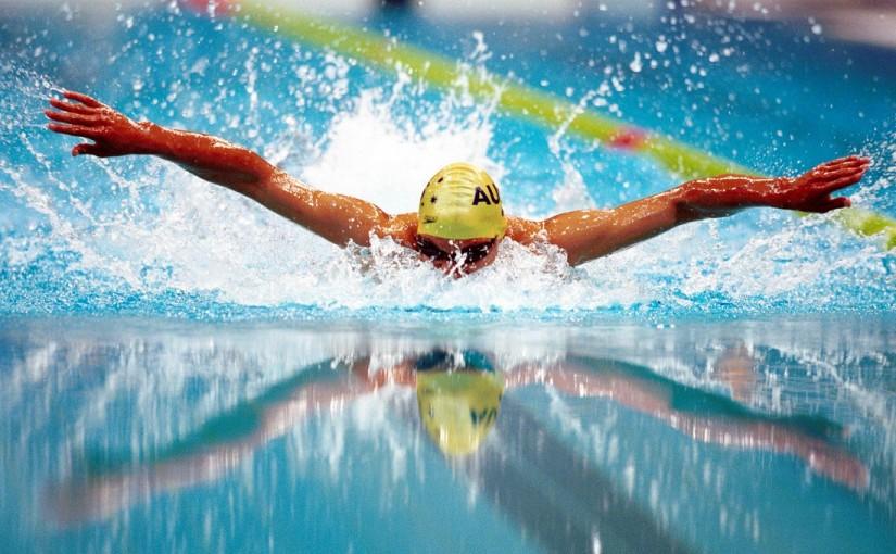 Na naukę pływania nigdy nie jest za późno