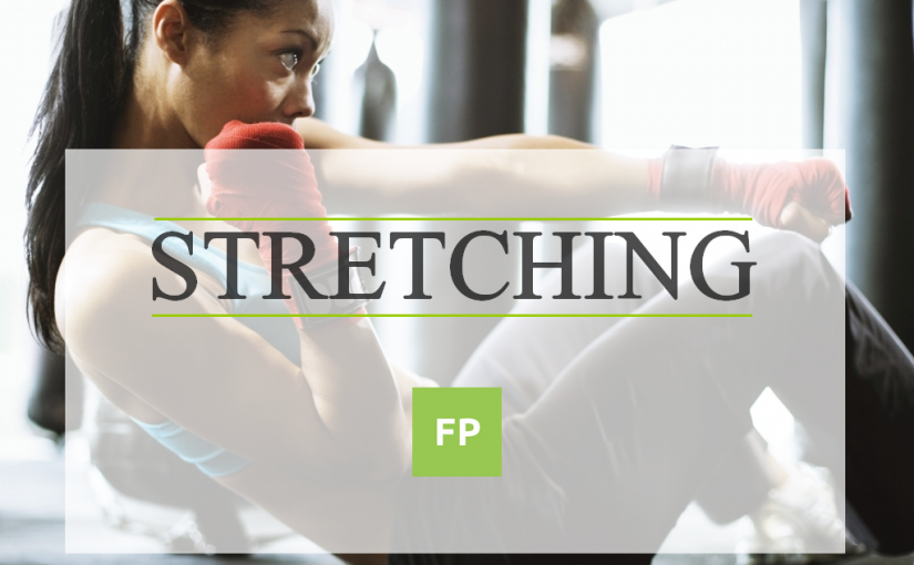 Stretching – ćwiczenia rozciągające całe ciało
