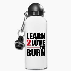 """Bidon motywacyjny """"Learn 2 Love The Burn"""""""